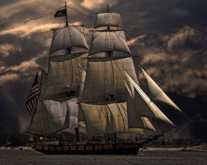 das Schiff braucht einen Kapitän