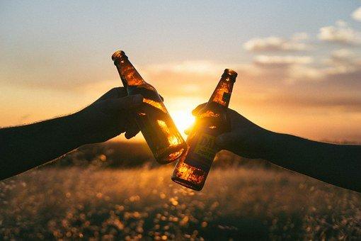 Alkohol in der Trauer